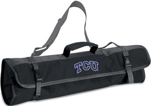 Picnic Time Texas Christian University 3Pc BBQ Set