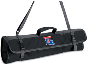 Picnic Time Louisiana Tech Bulldogs 3-Pc BBQ Set