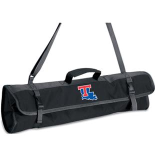 Picnic Time Louisiana Tech Bulldogs 3-Pc BBQ Set