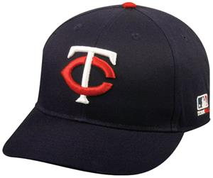 OC Sports MLB Minnesota Twins Home Cap