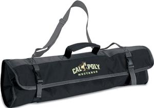 Picnic Time Cal Poly Mustangs 3-Pc BBQ Set