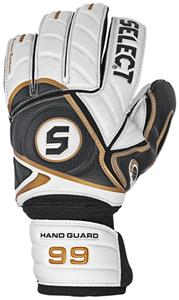 Select 99 Hand Guard 3-in-1 Soccer Goalie Gloves