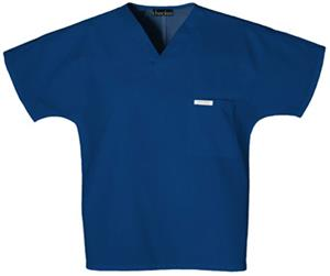 Cherokee Unisex Fashion V-Neck Scrub Tops