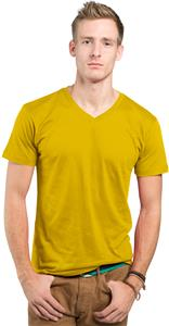 Cotton Heritage Mens Fashion V-Neck Tee