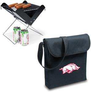 Picnic Time University of Arkansas V-Grill & Tote
