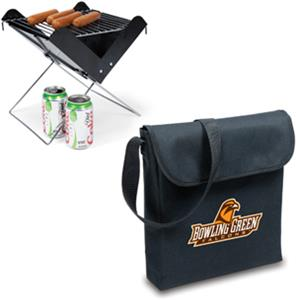 Picnic Time Bowling Green State V-Grill &amp; Tote