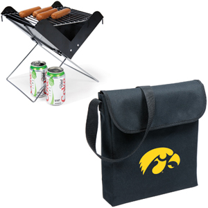 Picnic Time University of Iowa V-Grill & Tote
