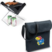 Picnic Time University of Kansas V-Grill & Tote