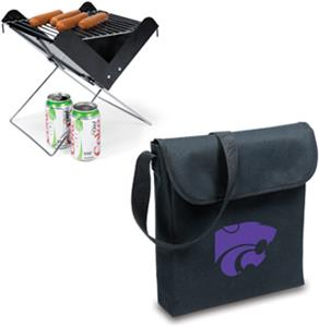 Picnic Time Kansas State Wildcats V-Grill & Tote