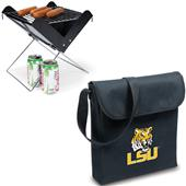 Picnic Time LSU Tigers Portable V-Grill & Tote