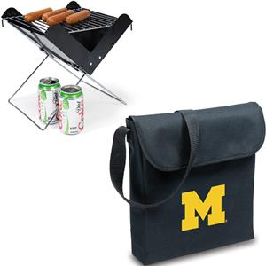 Picnic Time University of Michigan V-Grill & Tote