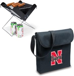Picnic Time University of Nebraska V-Grill & Tote
