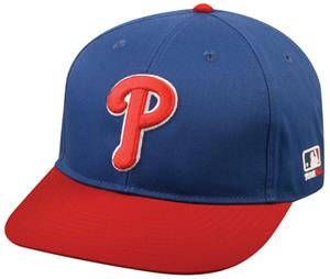 OC Sports MLB Philadelphia Phillies Alternate Cap