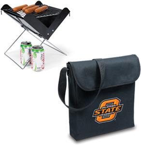 Picnic Time Oklahoma State Cowboys V-Grill & Tote