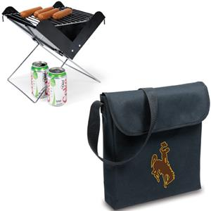Picnic Time University of Wyoming V-Grill & Tote