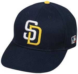 OC Sports MLB San Diego Padres Home Cap CF2 Visor
