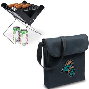 Picnic Time Coastal Carolina V-Grill & Tote
