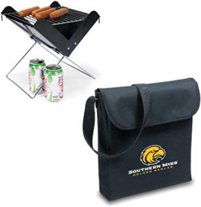 Picnic Time Southern Mississippi V-Grill &amp; Tote