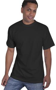 Cotton Heritage Men's Basic Crew Neck Tee