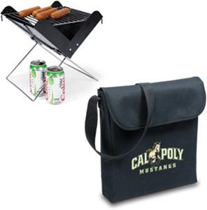 Picnic Time Cal Poly Mustangs V-Grill &amp; Tote