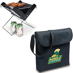 Picnic Time Norfolk State Spartans V-Grill & Tote