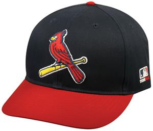 OC Sports MLB St. Louis Cardinals Alternate Cap