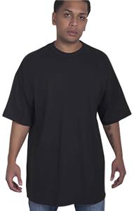Cotton Heritage Men's Big & Tall Crew Neck Tee