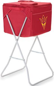 Picnic Time Arizona State Sun Devils Party Cube