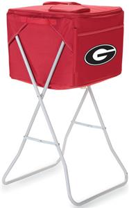 Picnic Time University of Georgia Party Cube