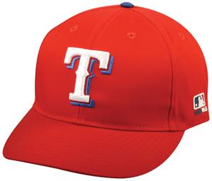OC Sports MLB Texas Rangers Alternate Cap