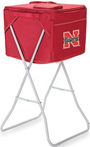 Picnic Time University of Nebraska Party Cube