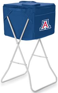 Picnic Time University of Arizona Party Cube