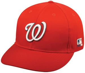 OC Sports MLB Washington Nationals Home Cap