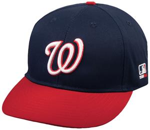 OC Sports MLB Washington Nationals Road Cap