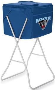 Picnic Time University of Maine Party Cube