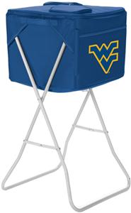 Picnic Time West Virginia University Party Cube