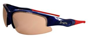 MLB Atlanta Braves Diamond Sunglasses