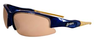 MLB Milwaukee Brewers Diamond Sunglasses
