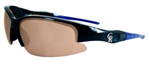 MLB Colorado Rockies Diamond Sunglasses