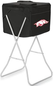 Picnic Time University of Arkansas Party Cube