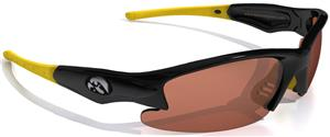 Maxx Collegiate Iowa Hawkeyes Dynasty Sunglasses