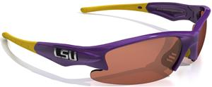Collegiate LSU Tigers Dynasty Sunglasses