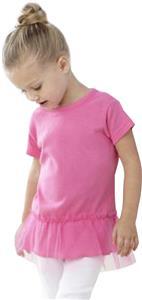 LAT Sportswear Toddler Tutu Tunic