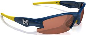 Collegiate Michigan Wolverines Dynasty Sunglasses
