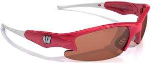 Collegiate Wisconsin Badgers Dynasty Sunglasses