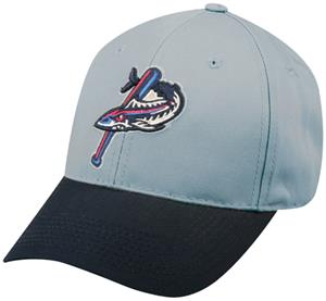 MINOR LEAGUE Pensacola Blue Wahoos Baseball Cap
