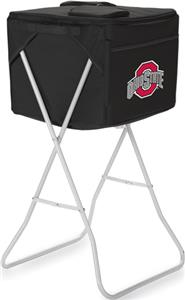 Picnic Time Ohio State Buckeyes Party Cube
