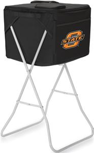 Picnic Time Oklahoma State Cowboys Party Cube