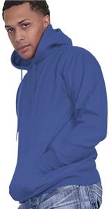 Men's Comfort Pullover Hooded Fleece