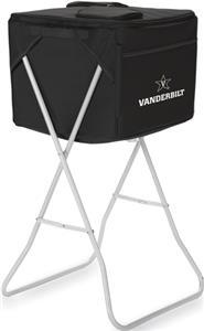 Picnic Time Vanderbilt University Party Cube